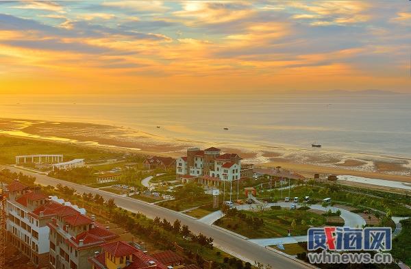南海区域发展海滨旅游构建中国与东盟自由贸易区